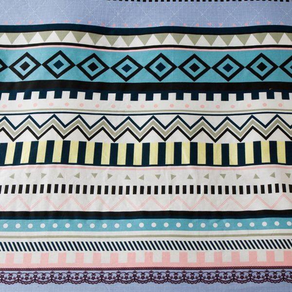 Enchanting Aztec Cotton Bedding Set 4 600x600 - Enchanting Aztec Cotton  Bedding Set