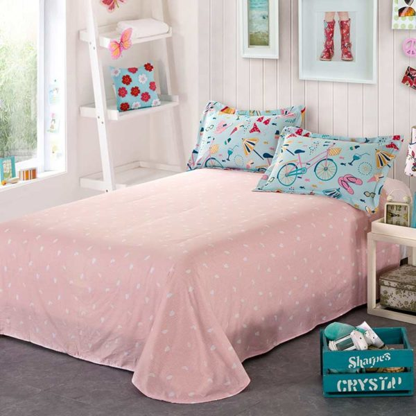 Fabulous Beach Themed Cotton Bedding Set 5