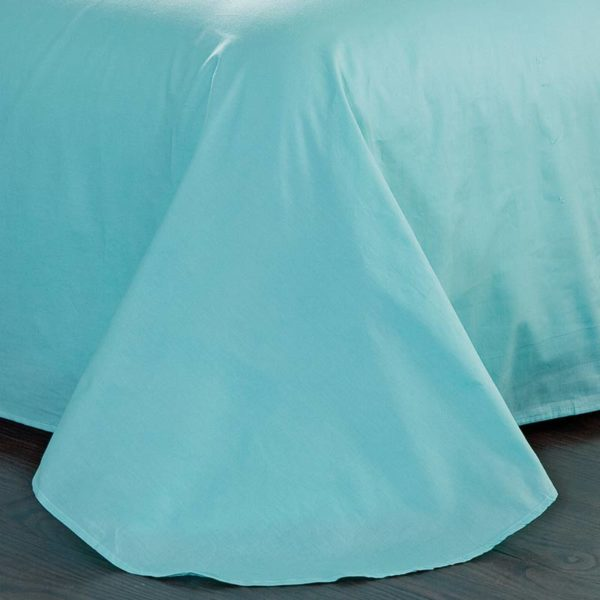 Fabulous Light Blue Cotton Bedding Set 5 600x600 - Fabulous Light Blue Cotton Bedding Set