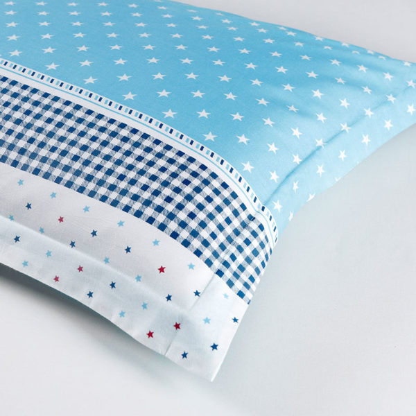 Funky Star Themed Cotton Bedding set 2 600x600 - Funky Star Themed Cotton Bedding set
