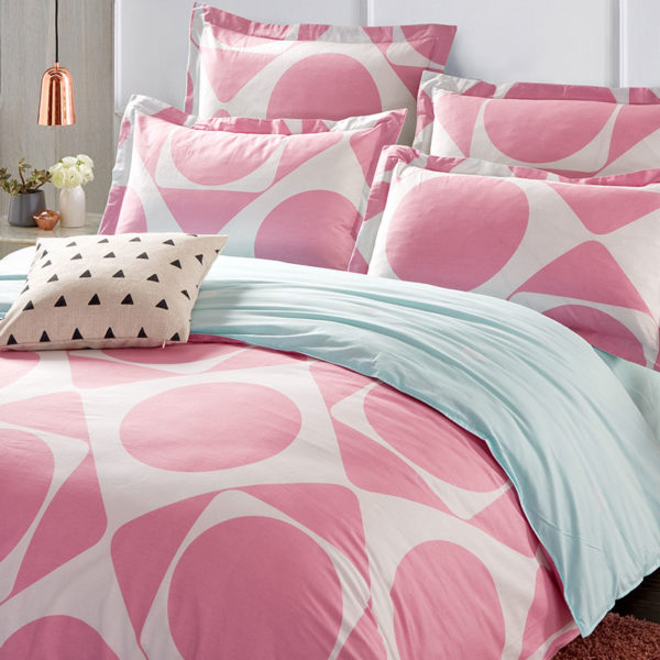 Geometrical Cotton Bedding Set 2 600x600 - Geometrical Cotton Bedding Set