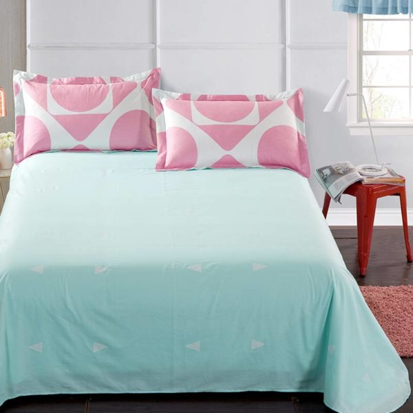 Geometrical Cotton Bedding Set 4 600x600 - Geometrical Cotton Bedding Set
