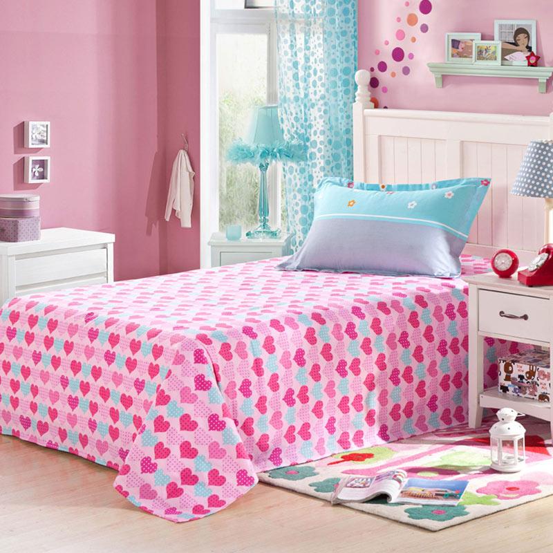 light blue and pink shaun the sheep cotton bedding set ebeddingsets. Black Bedroom Furniture Sets. Home Design Ideas