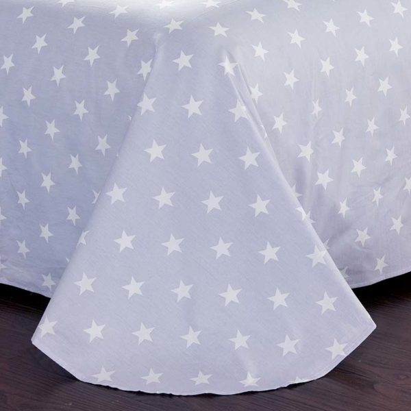 Lovely Cotton Bedding Set With Star Theme 5 600x600 - Lovely Cotton  Bedding Set With Star Theme