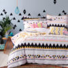 Offbeat White Cotton Bedding Set 1 100x100 - Offbeat White Cotton Bedding Set