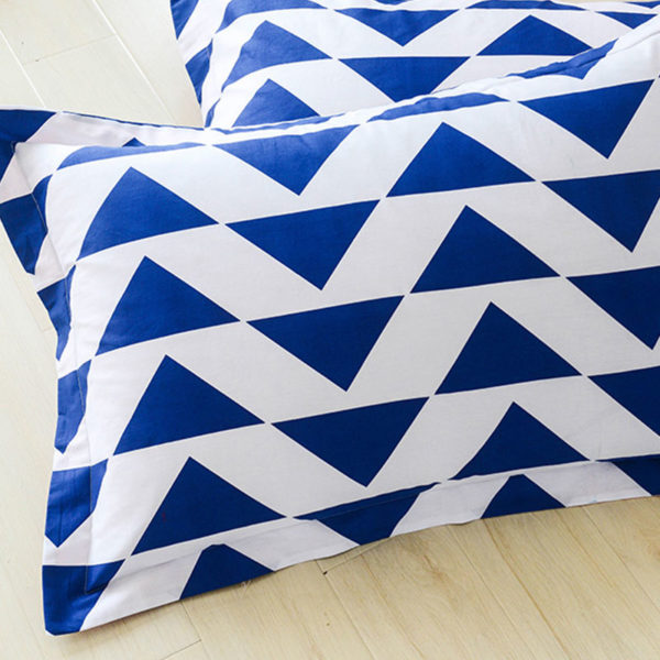 Premium Geometrical Themed Cotton Bedding Set 3
