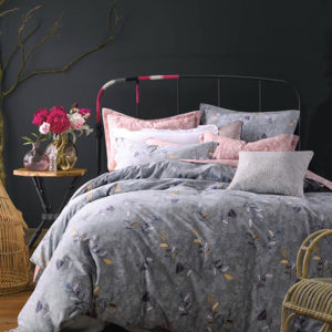 Soothing Hearts Themed Cotton Bedding Set 3 300x300 - Soothing Hearts Themed Cotton Bedding Set