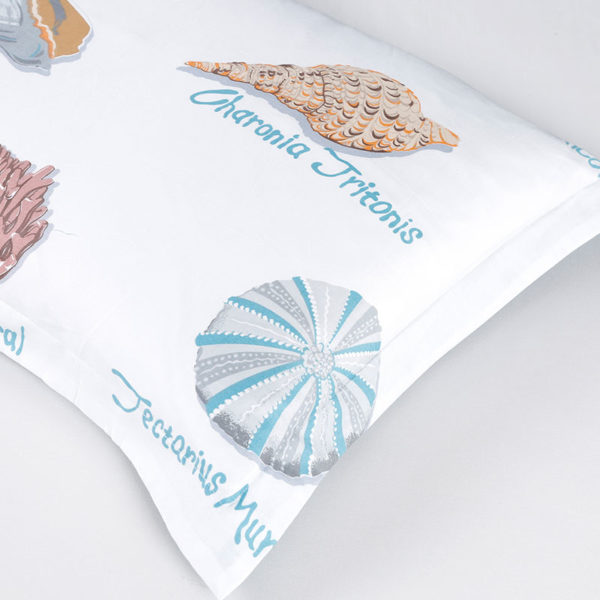 Sophisticated Ocean Themed Bedding Set