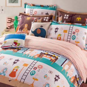 Three Bears And Goldilocks Cotton Bedding Set 1 300x300 - Three Bears And Goldilocks Cotton Bedding Set