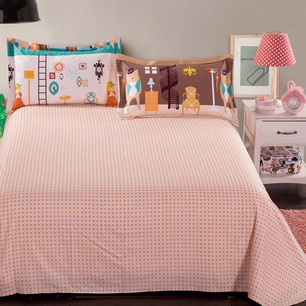 Three Bears And Goldilocks Cotton Bedding Set 2 600x600 - Three Bears And Goldilocks Cotton Bedding Set