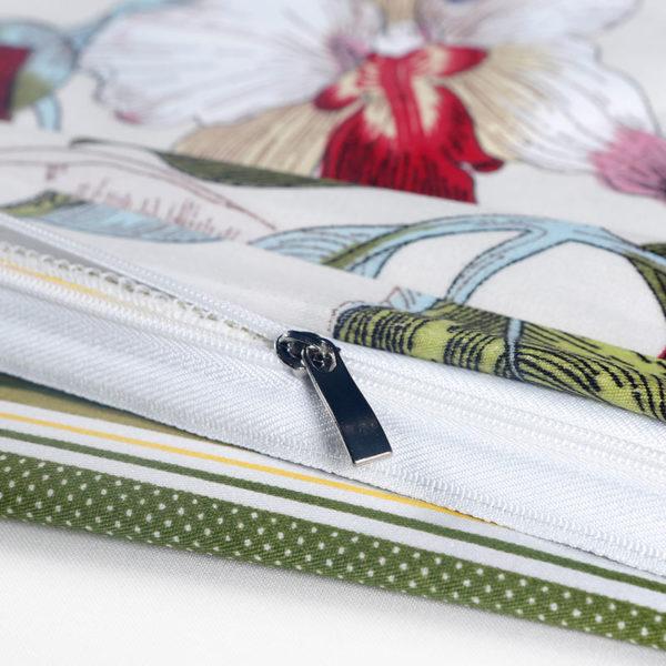 Tranquil Floral Cotton Bedding Set 5
