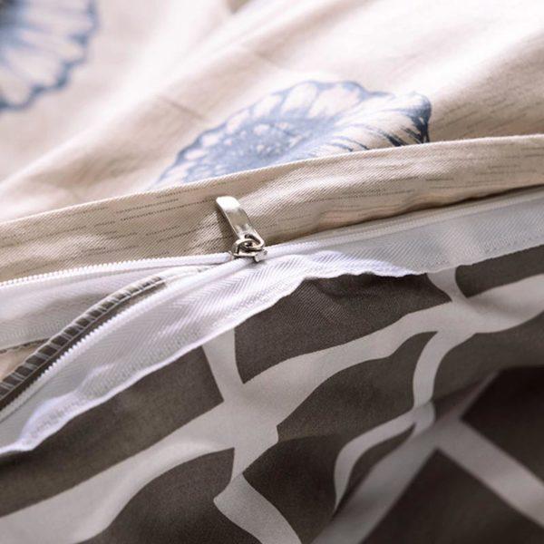 Ultra Modern Monochromatic Cotton Bedding Set 4 600x600 - Ultra Modern Monochromatic Cotton  Bedding Set
