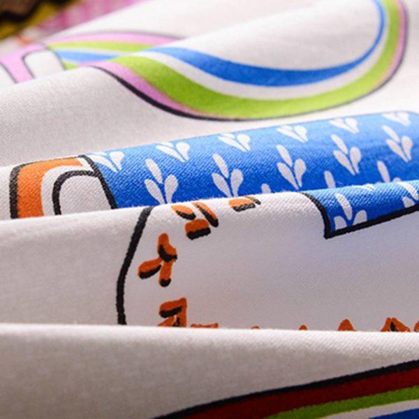 Ultra cool Trendy Tea Cotton Bedding Set 5 600x600 - Ultra cool Trendy Tea Cotton  Bedding Set