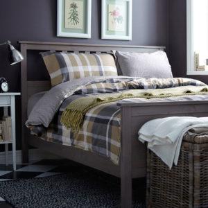 Vibrant Checks Cotton Bedding Set
