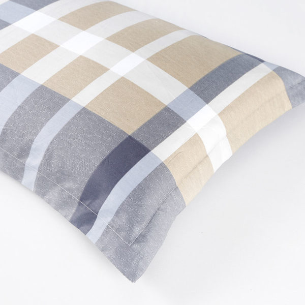 Vibrant Checks Cotton Bedding Set