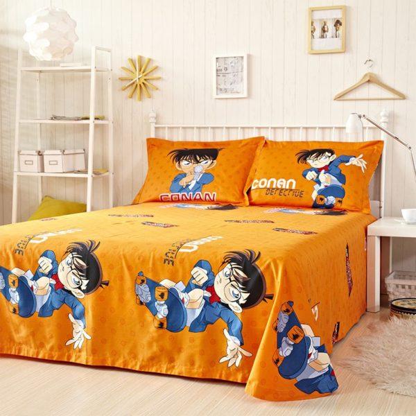 Conan Bedding Set Style1 3 600x600 - Conan Bedding Set Model 1