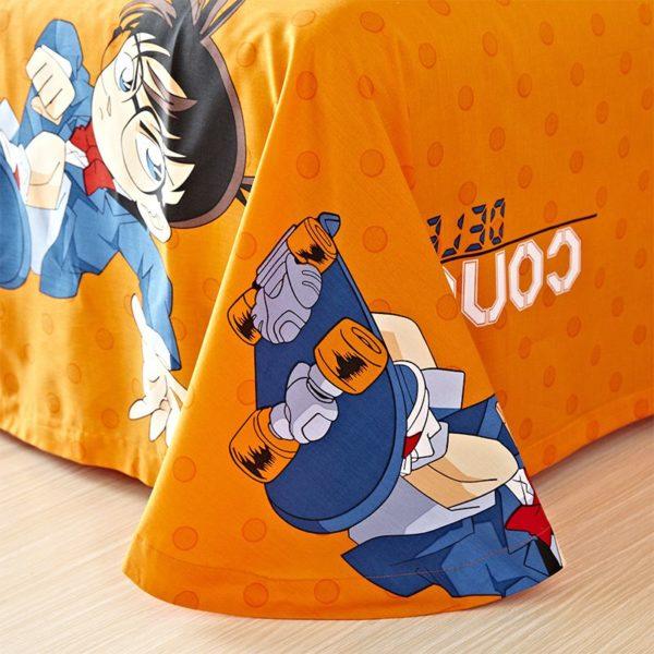 Conan Bedding Set Style1 4 600x600 - Conan Bedding Set Model 1