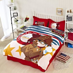 Conan Bedding Set Style2 1 300x300 - Conan Bedding Set Model 2