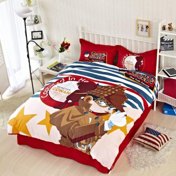 Conan Bedding Set Style2 1 600x600 - Conan Bedding Set Model 2