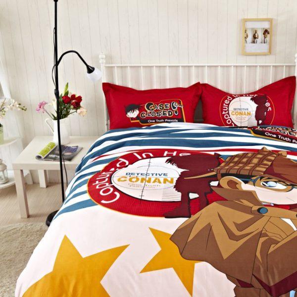 Conan Bedding Set Style2 2 600x600 - Conan Bedding Set Model 2