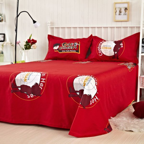 Conan Bedding Set Style2 4 600x600 - Conan Bedding Set Model 2