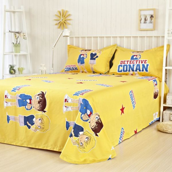 Conan Bedding Set Style3 3 600x600 - Conan Bedding Set Model 3