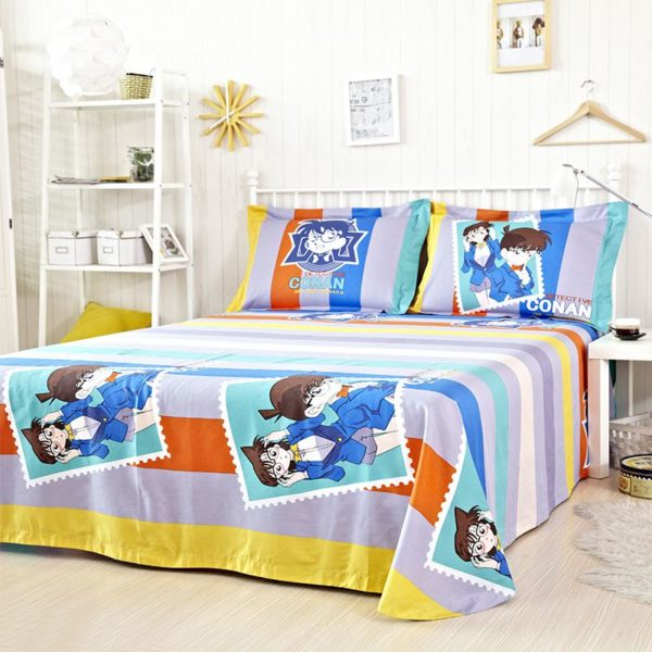 Conan Bedding Set Style4 4 600x600 - Conan Bedding Set Model 4