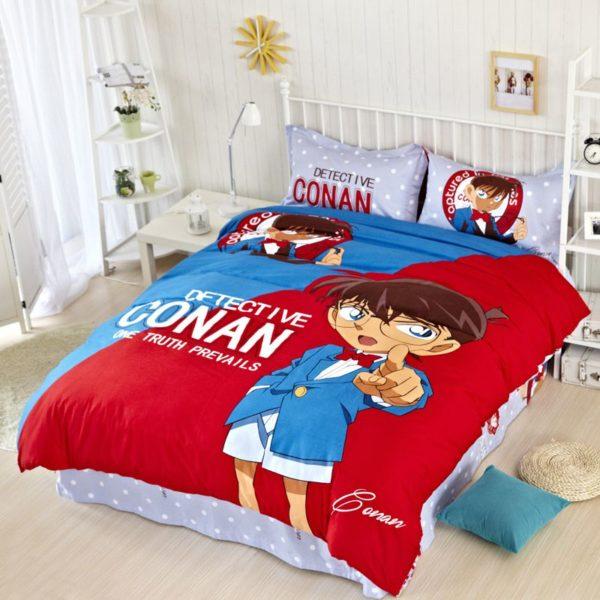 Conan Bedding Set Style5 1 600x600 - Conan Bedding Set Model 5