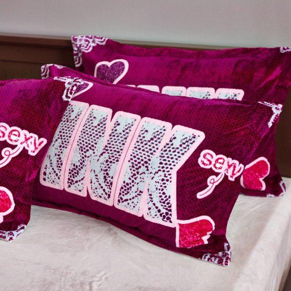 Victoria Secret Pink Velvet Model 2 Queen Size
