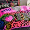 Victoria Secret Pink Velvet Model 4 8 100x100 - Victoria Secret Pink Velvet Model 4 - Queen Size