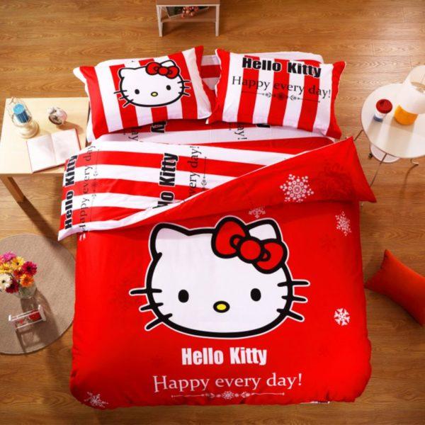 Hello Kitty Bedding Sets Model 1 1XX