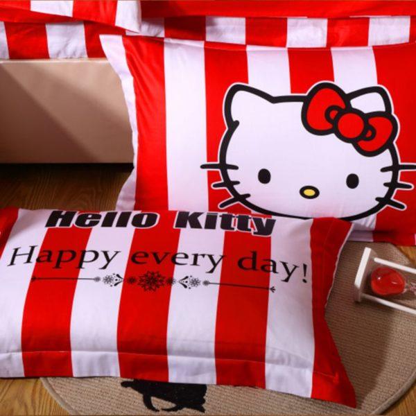 Hello Kitty Bedding Sets Model 1 4XX