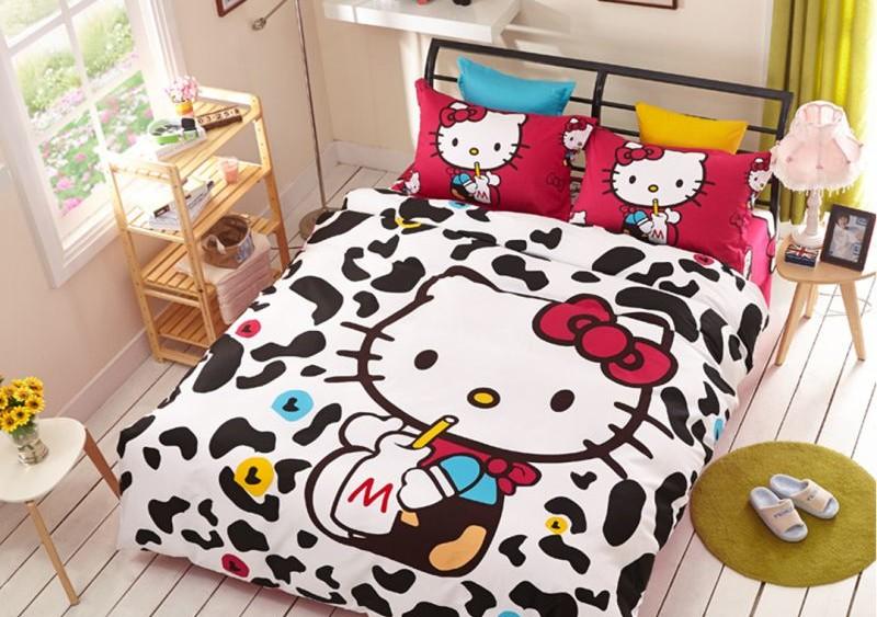 Hello Kitty Bedding Sets Model 10 Ebeddingsets