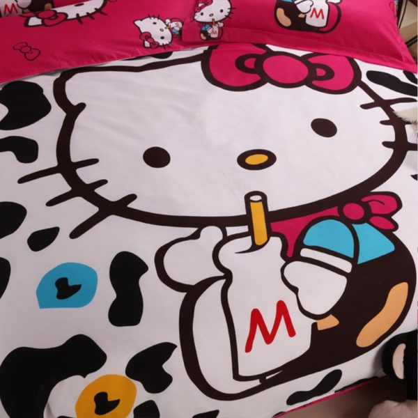 Hello Kitty Bedding Sets Model 10 3XX 600x600 - Hello Kitty Bedding Sets Model 10