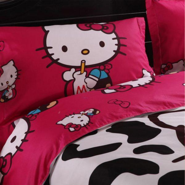 Hello Kitty Bedding Sets Model 10 5XX 600x600 - Hello Kitty Bedding Sets Model 10