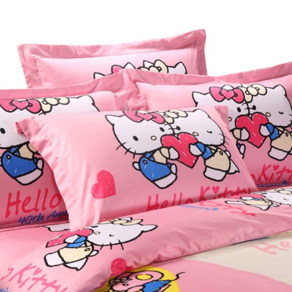 Hello Kitty Bedding Sets Model 11 3XX 600x600 - Hello Kitty Bedding Sets Model 11