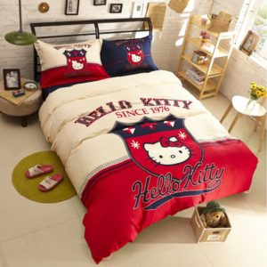 Hello Kitty Bedding Sets Model 12