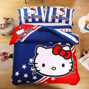 Hello Kitty Bedding Sets Model 13