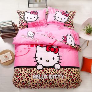 Hello Kitty Bedding Sets Model 15