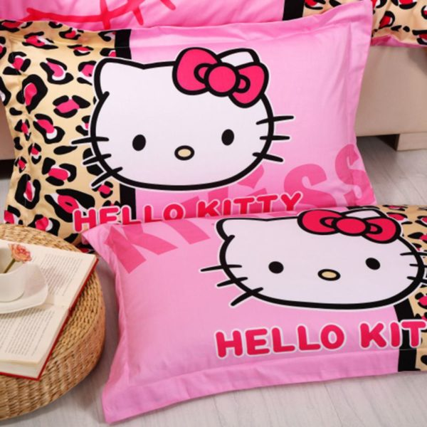 Hello Kitty Bedding Sets Model 15 4XX 600x600 - Hello Kitty Bedding Sets Model 15