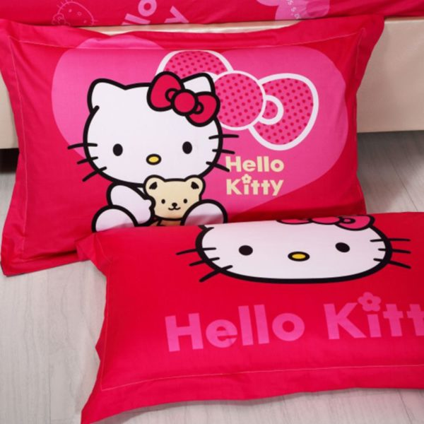 Hello Kitty Bedding Sets Model 16 3XX 600x600 - Hello Kitty Bedding Sets Model 16