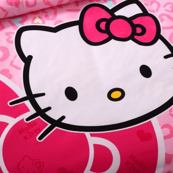 Hello Kitty Bedding Sets Model 16 4XX 600x600 - Hello Kitty Bedding Sets Model 16