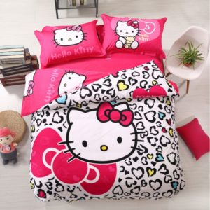 Hello Kitty Bedding Sets Model 17