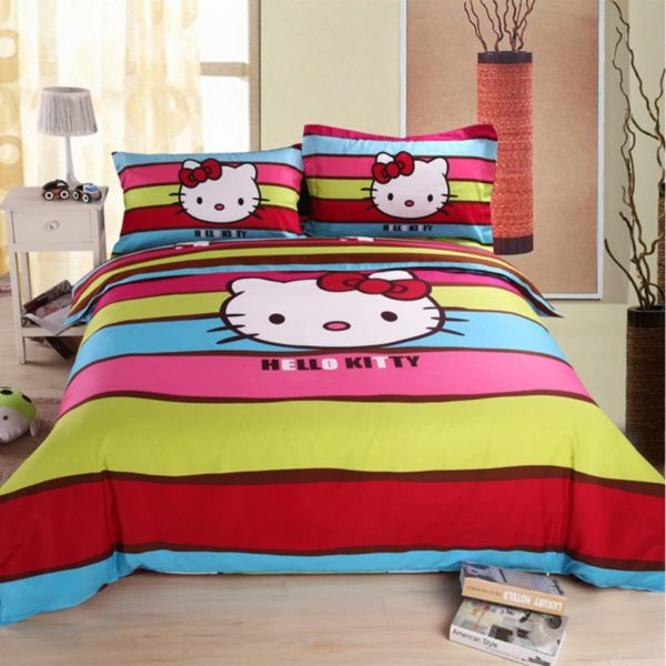 Hello Kitty Bedding Sets Model 3 1XX 600x600 - Hello Kitty Bedding Sets Model 3
