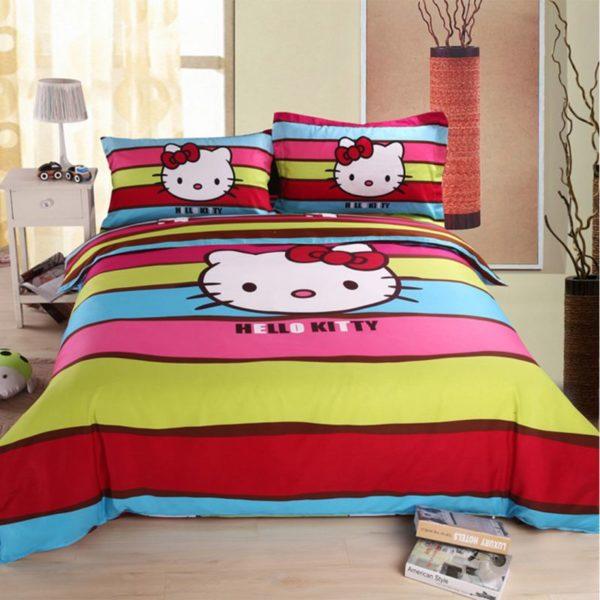 Hello Kitty Bedding Sets Model 3 1XX