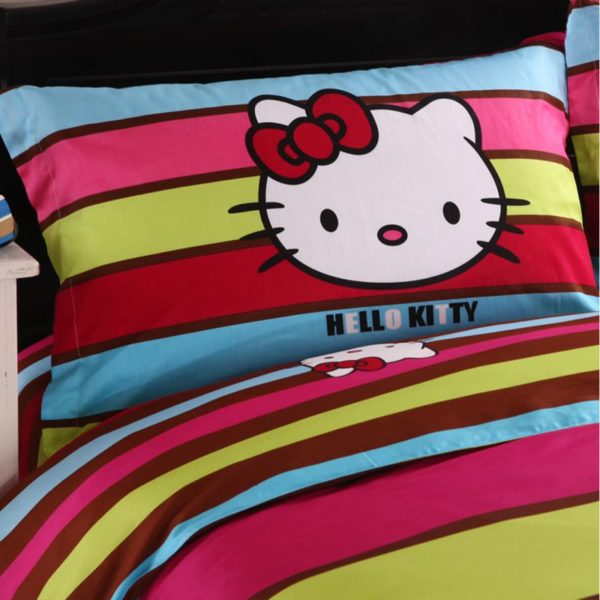 Hello Kitty Bedding Sets Model 3 3XX 600x600 - Hello Kitty Bedding Sets Model 3