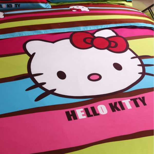 Hello Kitty Bedding Sets Model 3 4XX