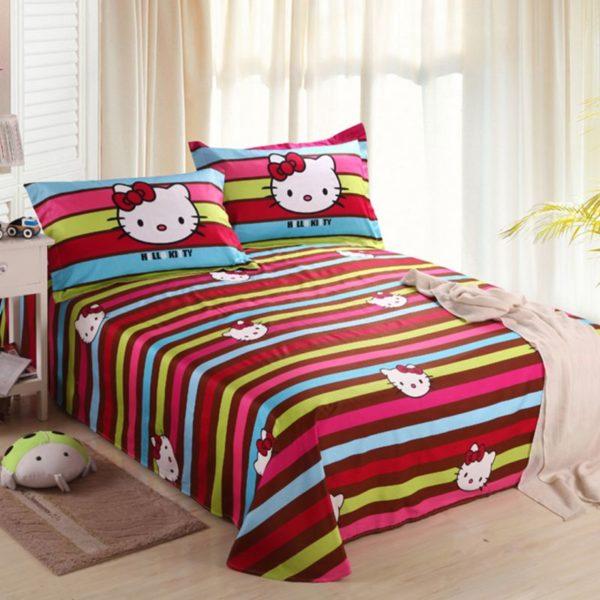 Hello Kitty Bedding Sets Model 3 5XX