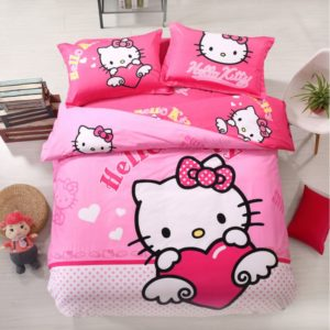 Hello Kitty Bedding Sets Model 4