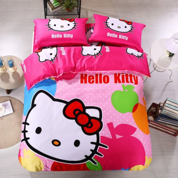 Hello Kitty Bedding Sets Model 5 1XX 600x600 - Hello Kitty Bedding Sets Model 5
